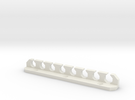 Toolholder for Wiha Torx Drivers in White Strong & Flexible