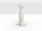 torso with legs 02 in White Strong & Flexible