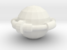 RingBall in White Strong & Flexible