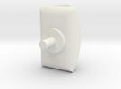 Turret 2 v3 in White Strong & Flexible