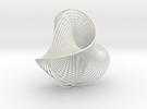WaveBall in White Strong & Flexible