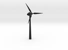 Wind Turbine Test in Black Strong & Flexible