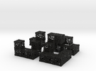 Tom''s Springy Little Box in Black Strong & Flexible