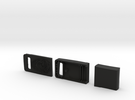 Usb Case Concept Redesign in Black Strong & Flexible