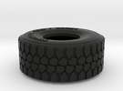 Military tire in Black Strong & Flexible