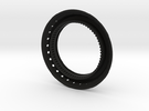 Serenade Ring 1 in Black Strong & Flexible