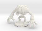 Stomper in White Strong & Flexible