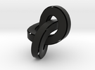 mobius strip in Black Strong & Flexible
