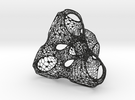 Tetrahedral in Black Strong & Flexible