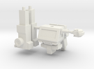 Ironhide minifigure in White Strong & Flexible
