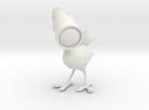 spyglass bird in White Strong & Flexible