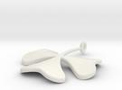 Clover in White Strong & Flexible