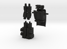 Scamper Minifigure in Black Strong & Flexible