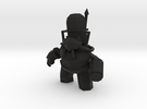 Panda bot in Black Strong & Flexible