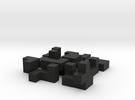 Building a cube (small) in Black Strong & Flexible