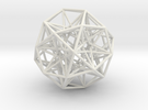 Sphere Small in White Strong & Flexible