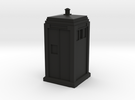 Metropolitan Police Box mk3 in Black Strong & Flexible