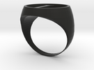 New Legion ring design in Black Strong & Flexible