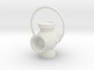 "2"" Power Battery Lantern in White Strong & Flexible"