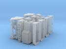 1/18 392 Hemi Basic Block Kit 2 Pack in Frosted Ultra Detail
