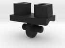 Pelvic Model8101p in Black Strong & Flexible