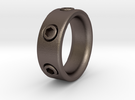 Socket Head Ring Size 10 in Stainless Steel