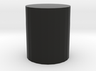 Regenerative Shortwave Detector Coil Form 2 in Black Strong & Flexible