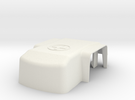 Dad's Battery Terminal Cover in White Strong & Flexible