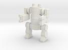 Tesla Robot in White Strong & Flexible