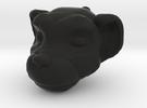 monkey pendant in Black Strong & Flexible