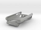 iPhone 3G / 3Gs Overland 2 Piece Case in Metallic Plastic
