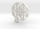 Hypercube1 in White Strong & Flexible