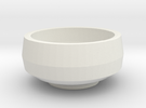 Green Tea Cup in White Strong & Flexible