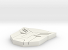 small autobot in White Strong & Flexible