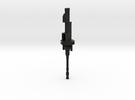 1/5 MG-131 gun in Black Strong & Flexible