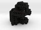 Fractal Graph 3 Level 5 in Black Strong & Flexible