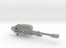 Transformers Rail Gun in Metallic Plastic