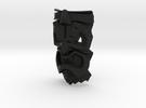 TikiheadE_60mm1 in Black Strong & Flexible