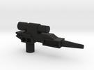 Classics pistol model one in Black Strong & Flexible