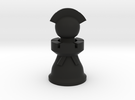 Captain for Spartan Chess™  in Black Strong & Flexible