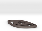 Eyerise Pendant (Medium) in Stainless Steel