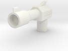 Classics Air Raid pistol in White Strong & Flexible