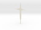 cruz in White Acrylic