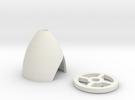 UMX 180 Spinner in White Strong & Flexible