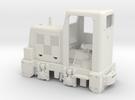 Feldbahn CKD BN 30U (Spur 0f) 1:45  in White Strong & Flexible