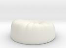 Beanbag in White Strong & Flexible