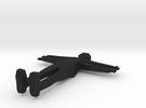 Game Guy base model in Black Acrylic
