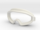 goggles final in White Strong & Flexible