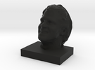 """Face Scan - 7"""" in Black Strong & Flexible"""