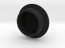 Suzuki Bandit Deckel Spiegel in Black Strong & Flexible